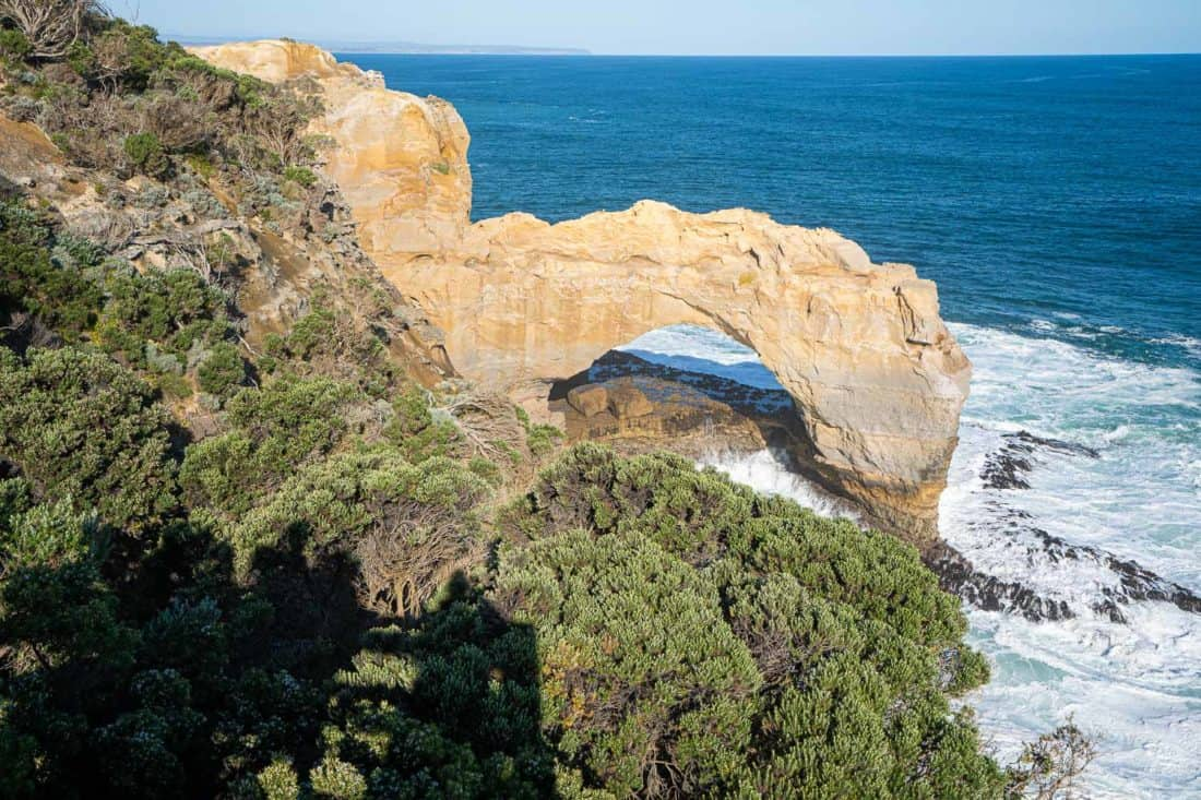 The Arch on the Great Ocean Road