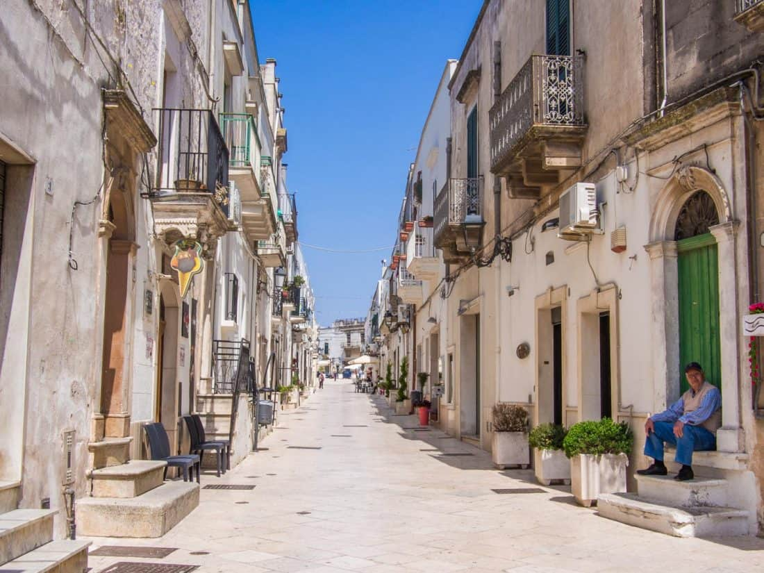 Ceglie Messapica, one of the best towns in Puglia Italy