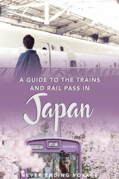 Is the Japan rail pass worth it? Here's all you need to know about train travel in Japan! | how to get around japan, japan train, slow travel