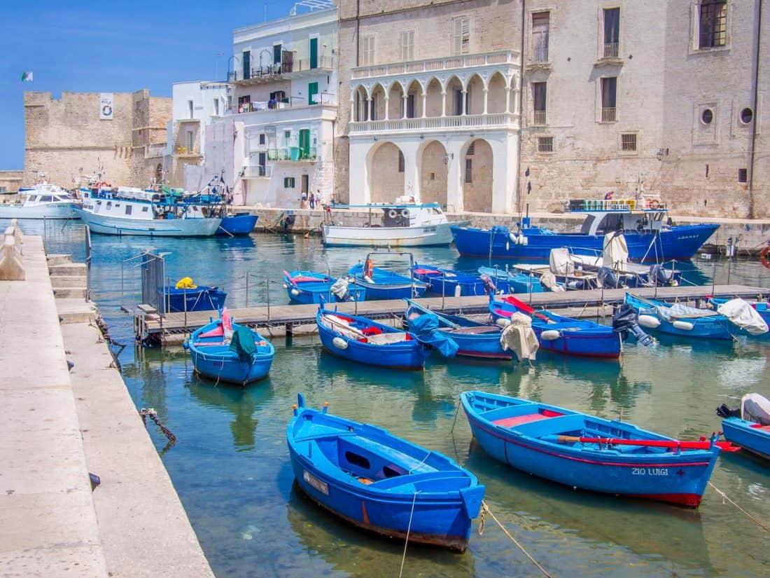 Monopoli, one of the best Puglia destinations