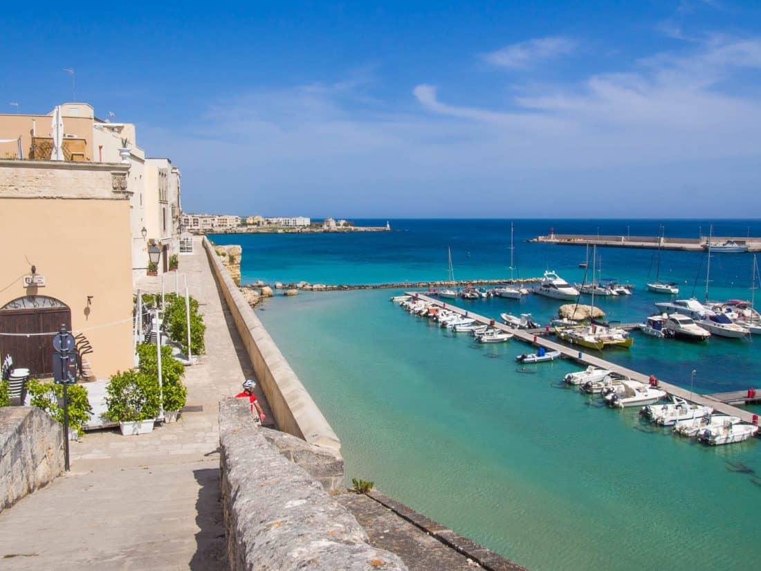 Otranto, one of the best Puglia desitinatons