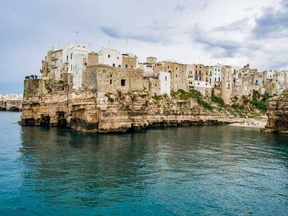 Polignano a Mare, one of the best Puglia destinations