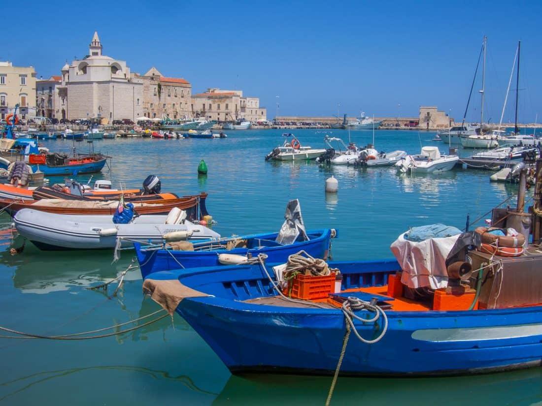 Trani is a Puglia highlight