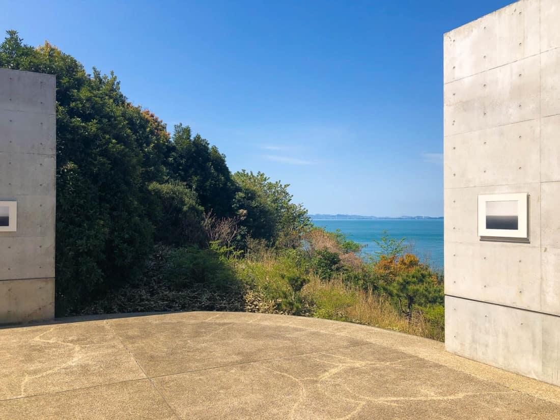 Benesse House Museum on Naoshima Art Island