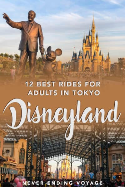 All the best rides at Tokyo Disneyland! | things to do in tokyo, what to do in tokyo, disney asia
