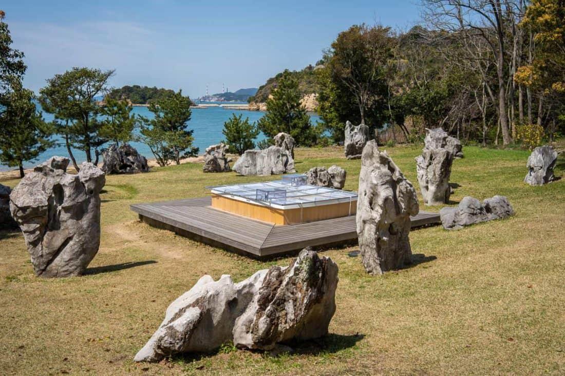 Cultural Melting Bath: Project for Naoshima by Cai Guo-Qiang on Naoshima Island