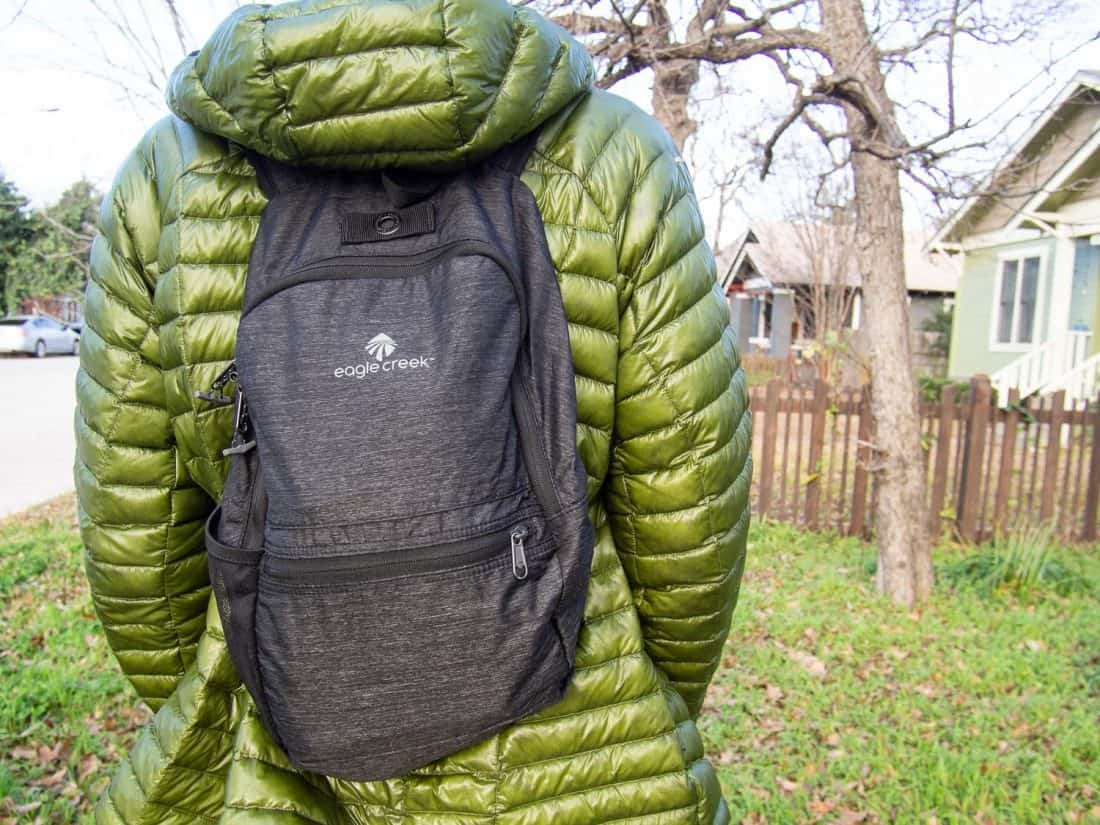 Eagle Creek Packable Daypack review