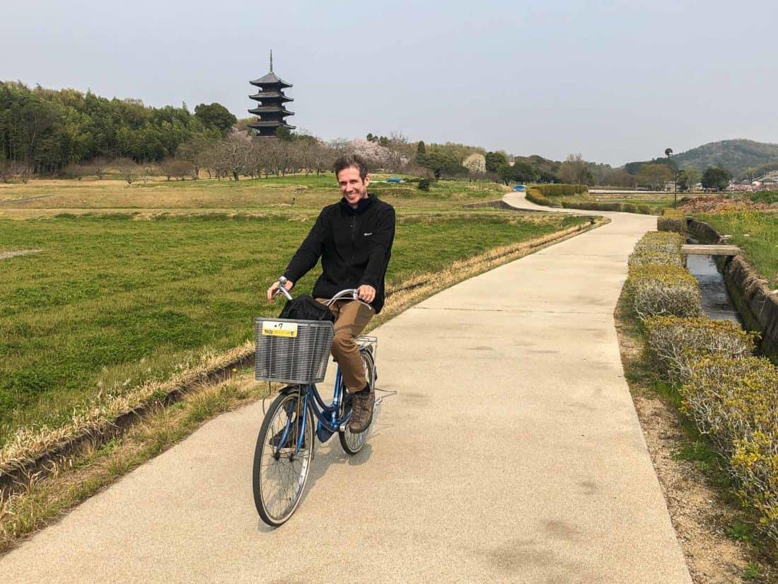 Kibiji Bike Trail near Okayama