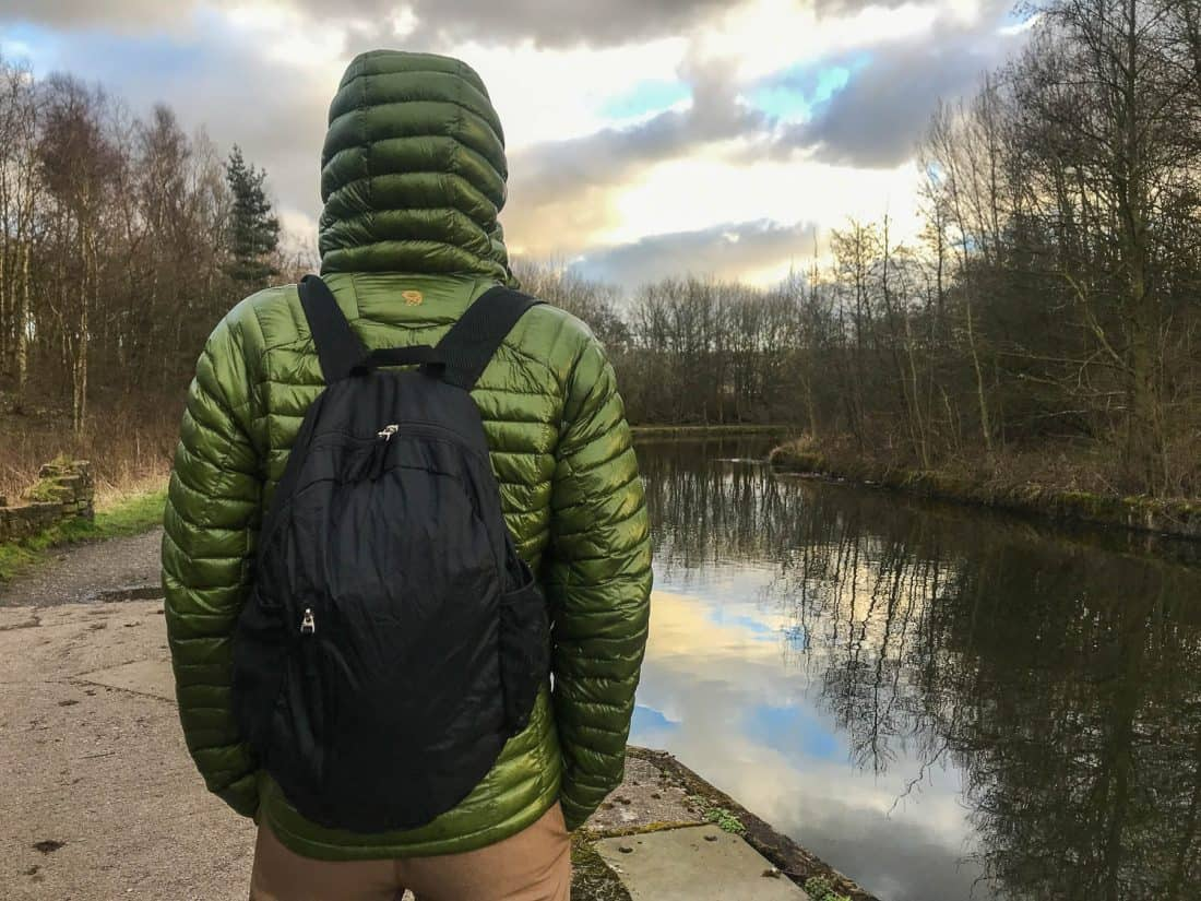 Review of the AmazonBasics packable daypack