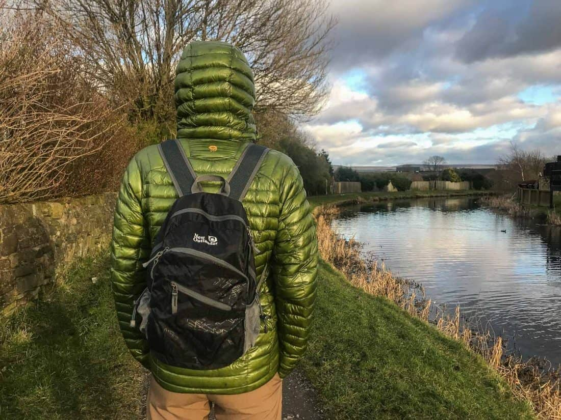 New Outlander packable daypack review