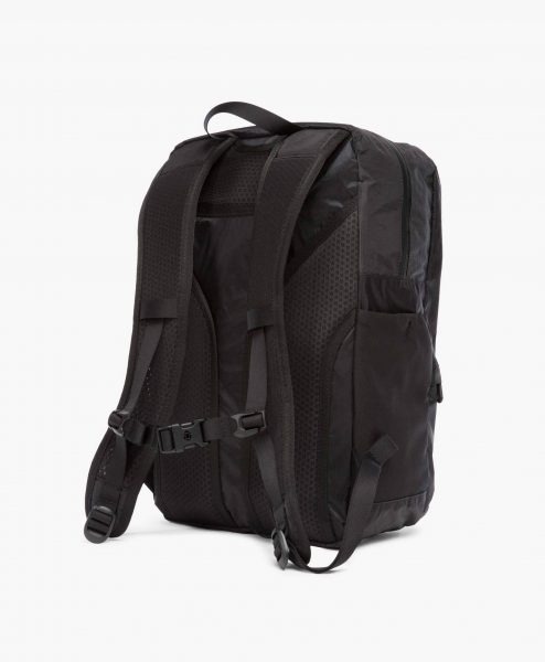 The back of the Tortuga Outbreaker daypack