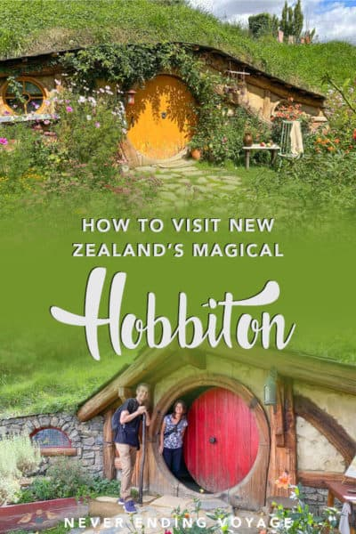How to Visit Hobbiton in New Zealand | new zealand, lord of the rings, the hobbit