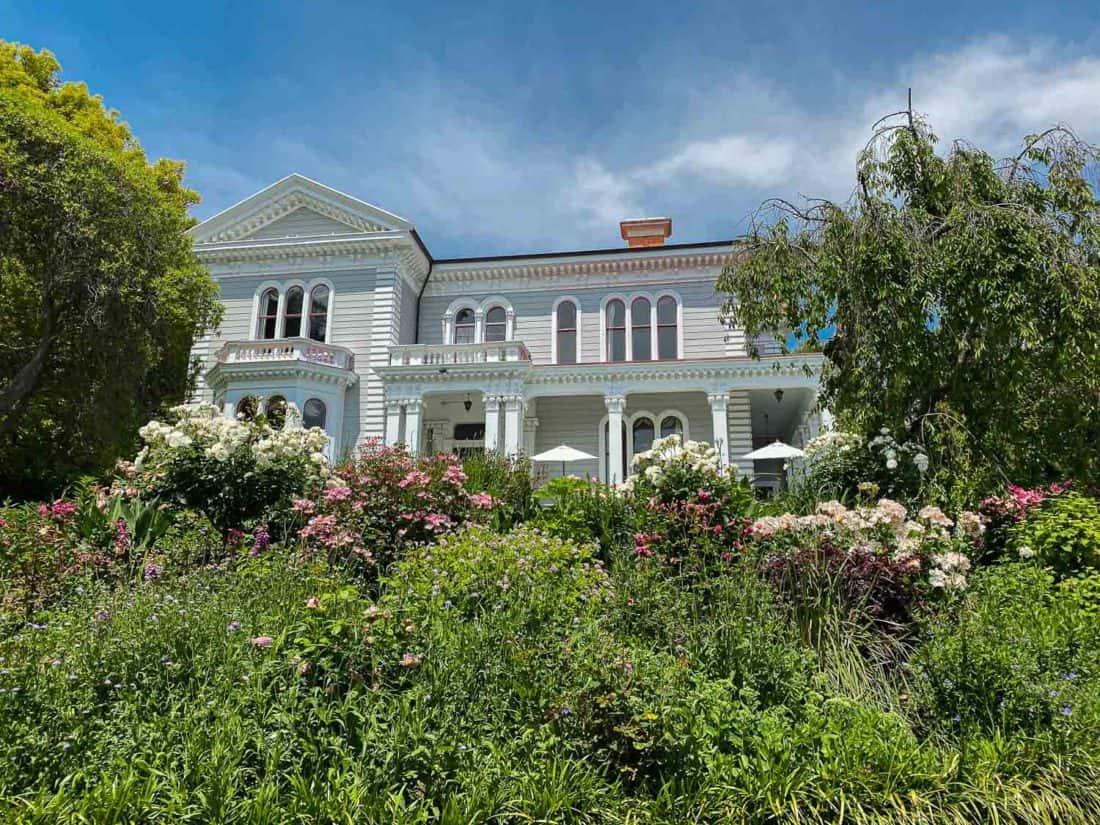 Melrose House in Nelson New Zealand