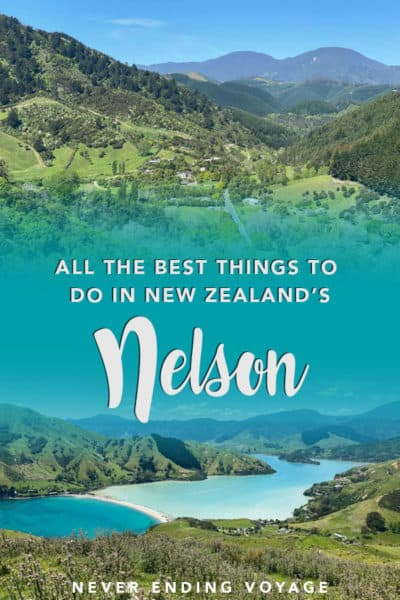 All the best things to do in Nelson, New Zealand! | new zealand travel, nelson travel, oceania travel