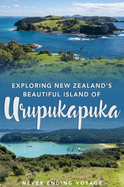 A guide to visiting Urupukapuka island in the Bay of Islands in New Zealand