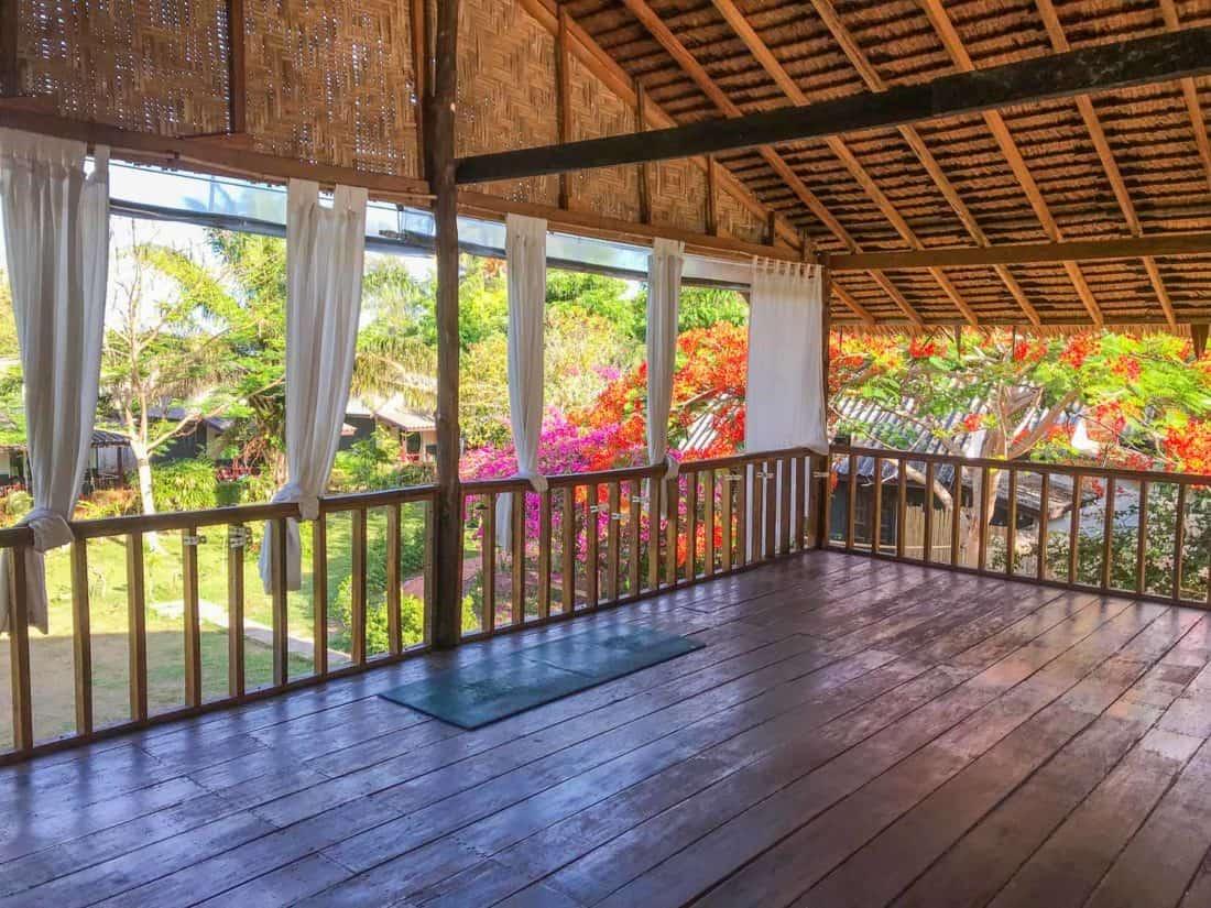 Oasis Yoga Studio on Koh Lanta