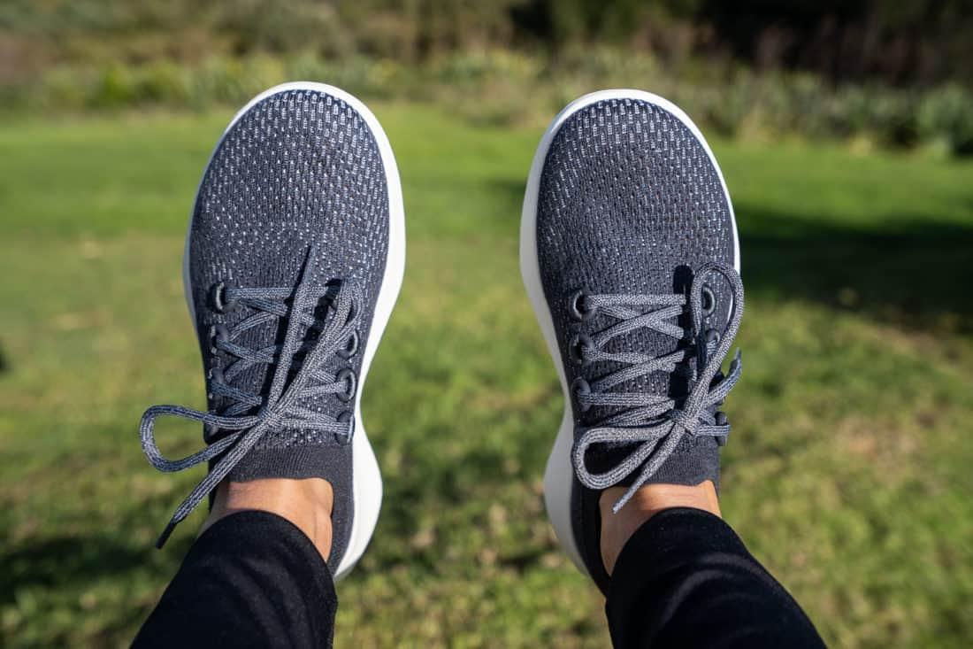 Allbirds Dashers running shoes