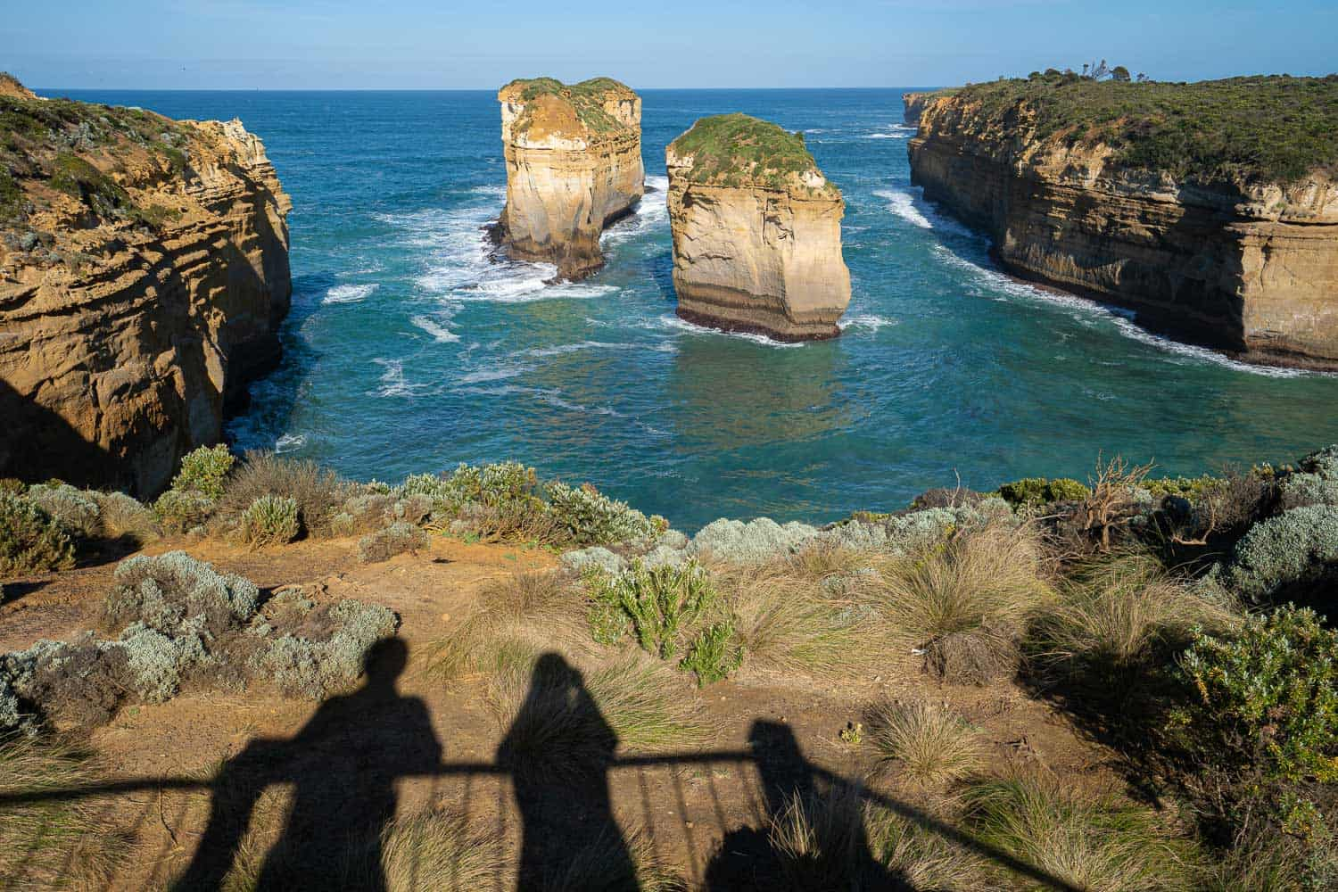 Loch Ard Gorge on the Great Ocean Road, one of the best day trips from Melbourne, Australia
