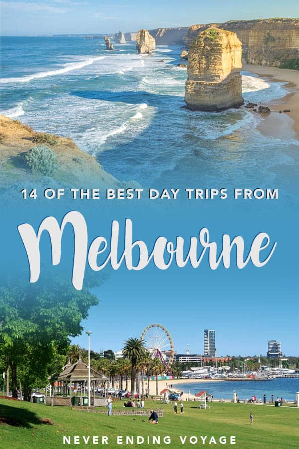 All the best day trips from Melbourne, Australia | australia travel, melbourne travel tips, melbourne things to do