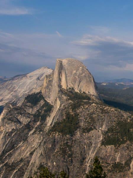 Glacier Point, Yosemite National Park (3 day itinerary)