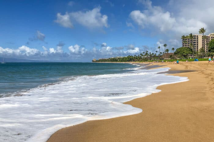 Airport Beach is one of the best things to do in Maui Hawaii