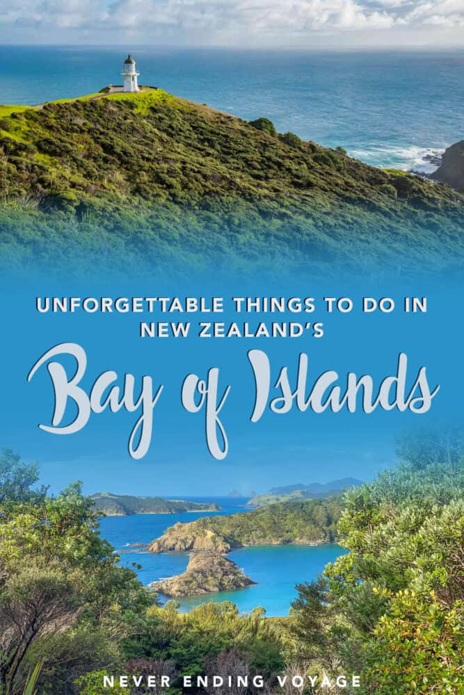 All the most unforgettable things to do in Bay of Islands, New Zealand | new zealand travel