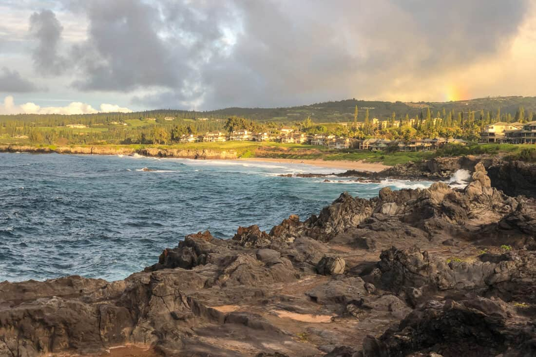 Kapalua Coastal Trail, one of the best activities in Maui