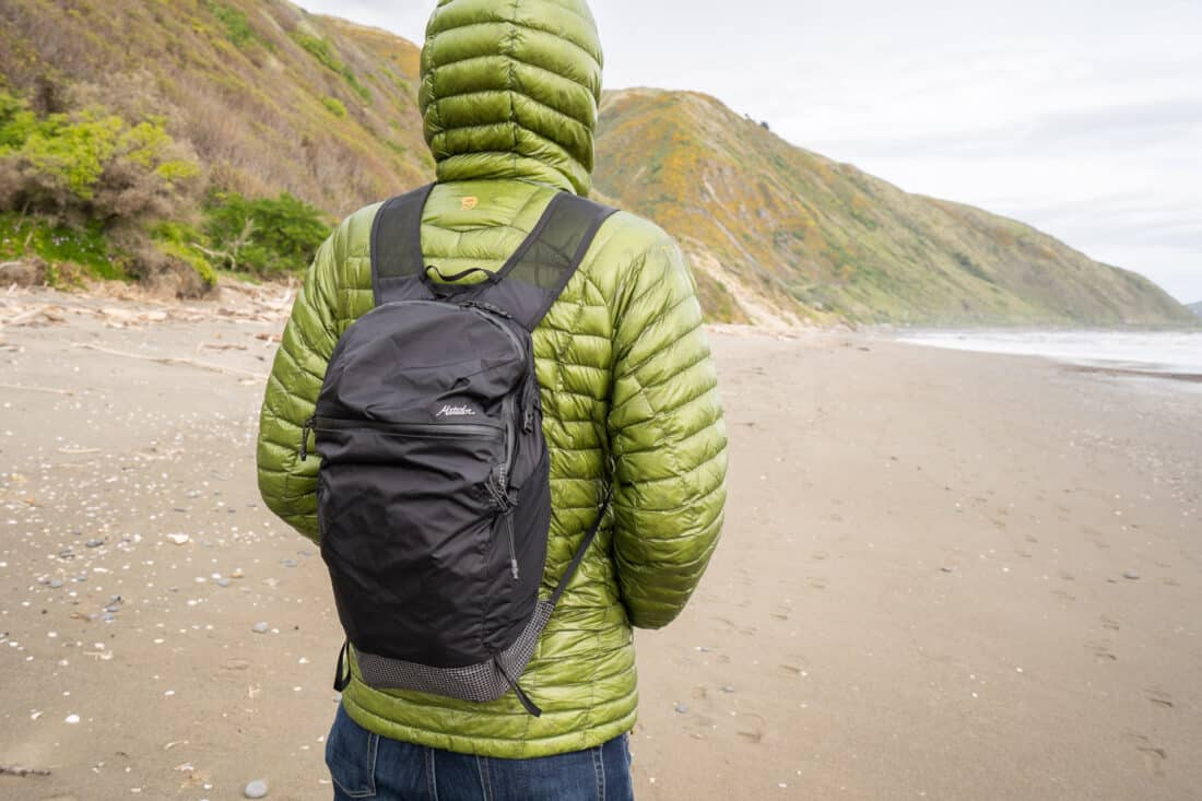 Matador Freefly16 packable backpack review