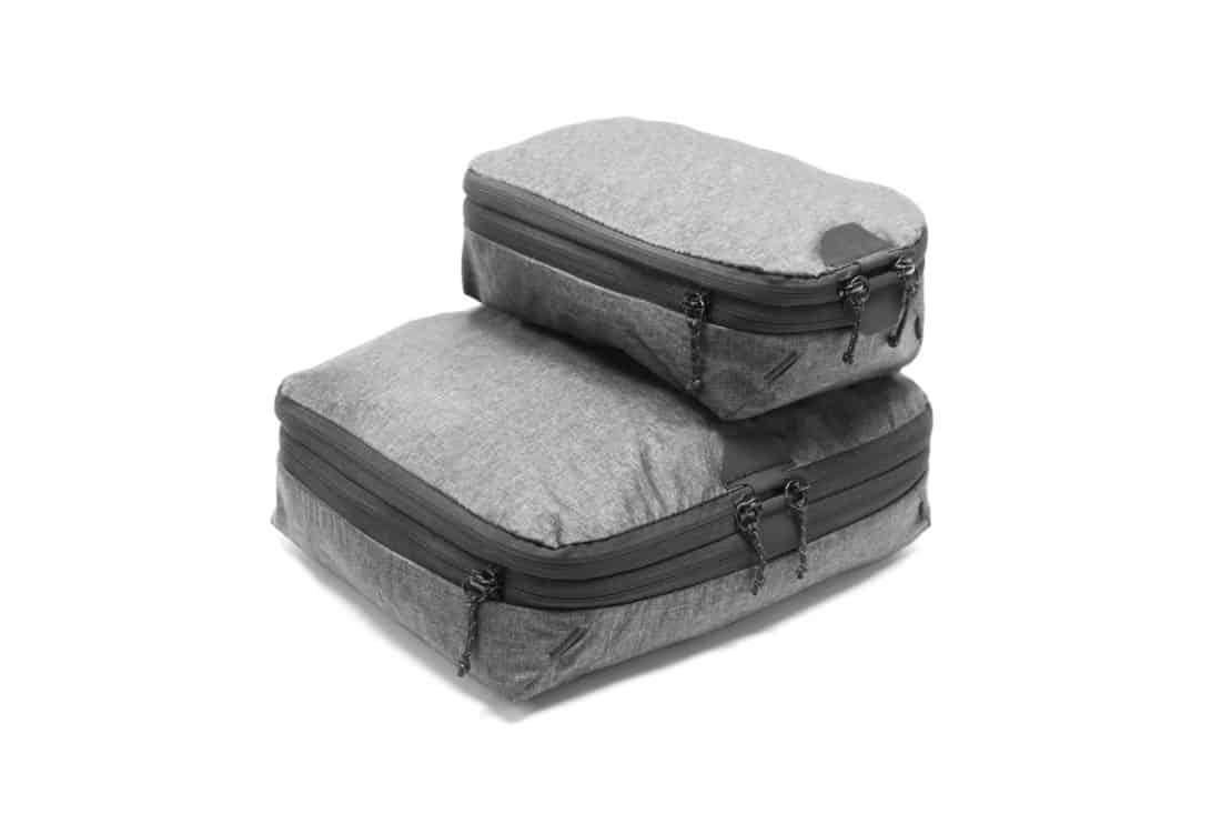 Peak Design Packing Cubes review