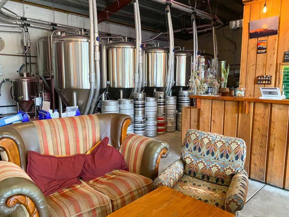 Rhyme and Reason Brewery in Wanaka