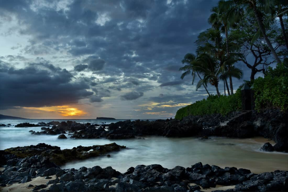 Secret Beach, Makena Cove is one of the best beaches in Maui