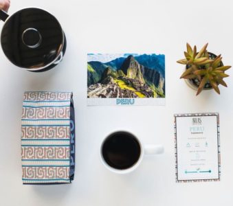 Atlas Coffee Club subscription - a travel at home gift